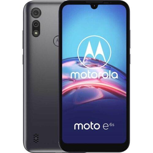 "Smartfon MOTOROLA E6S 2/32GB 6.1"" Szary PAJE0009PL"