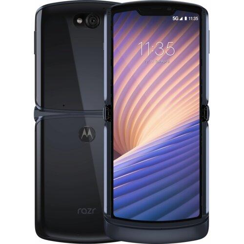 "Smartfon MOTOROLA Razr 8/256GB 5G 6.2"" Czarny PAJR0007PL"
