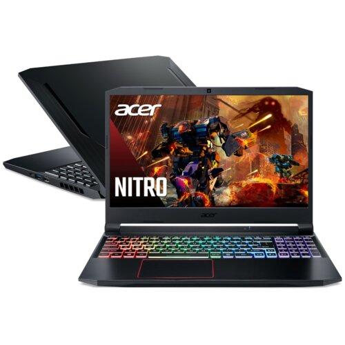 "Laptop ACER Nitro 5 AN515-55 15.6"" IPS i5-10300H 8GB SSD 512GB GeForce 2060"