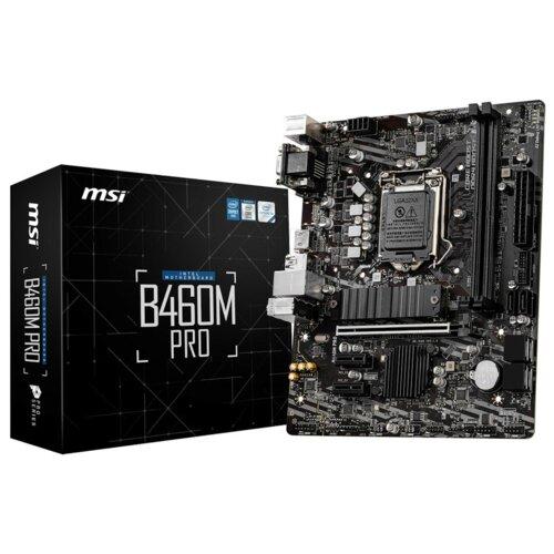 Płyta główna MSI B460M Pro