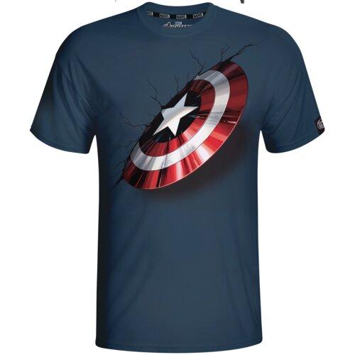 Koszulka CENEGA Marvel Shield (rozmiar L/XL)