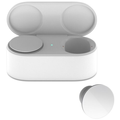 Słuchawki dokanałowe MICROSOFT Surface EARBUDS Biały