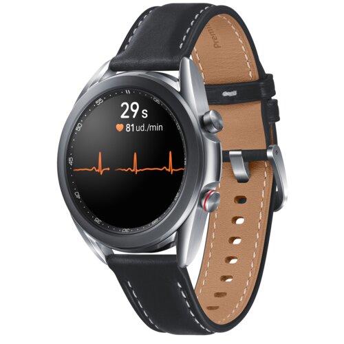 Smartwatch SAMSUNG Galaxy Watch 3 SM-R855F 41mm LTE Srebrny