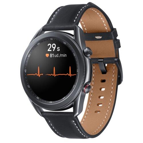 Smartwatch SAMSUNG Galaxy Watch 3 SM-R845F 45mm LTE Czarny