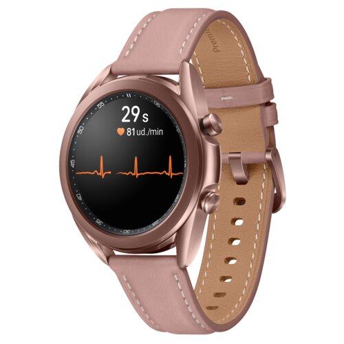 Smartwatch SAMSUNG Galaxy Watch 3 SM-R850N 41mm Miedziany