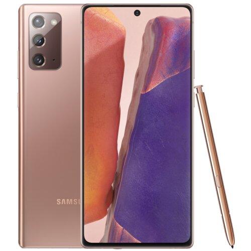 "Smartfon SAMSUNG Galaxy Note 20 8/256GB 5G 6.7"" Miedziany SM-N981"