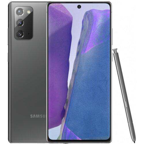 """Smartfon SAMSUNG Galaxy Note 20 8/256GB 6.7"""" Szary SM-N980"""
