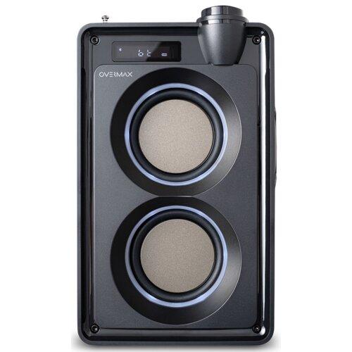 Głośnik mobilny OVERMAX Soundbeat 5.0 Czarny
