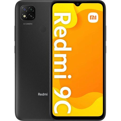 """Smartfon XIAOMI Redmi 9C 3/64GB 6.53"""" Szary 115"""