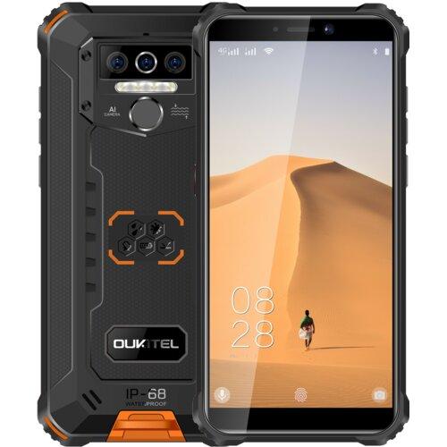 """Smartfon OUKITEL WP5 4/32GB 5.5"""" Pomarańczowy WP5-OEV2 OL"""