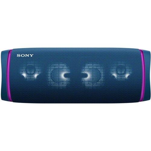 Głośnik mobilny SONY SRS-XB43B Niebieski