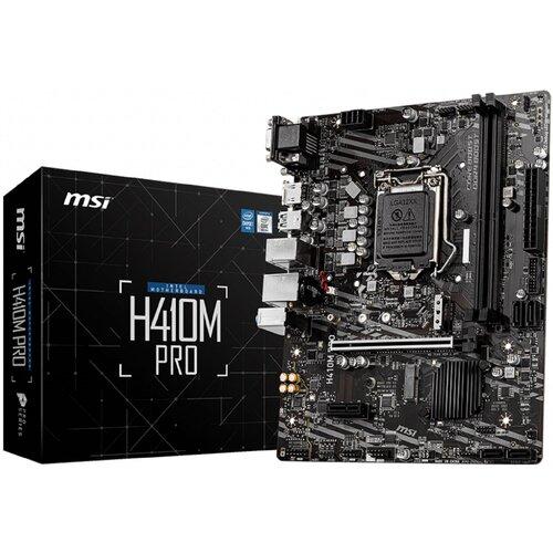 Płyta główna MSI H410M Pro