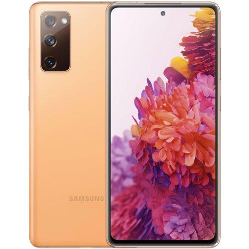 """Smartfon SAMSUNG Galaxy S20 FE 6/128GB 5G 6.5"""" 120Hz Pomarańczowy SM-G781"""