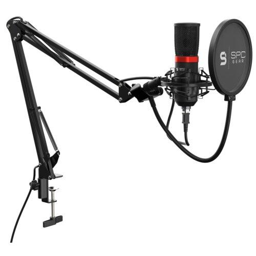 Mikrofon SPC GEAR SM950 Czarny