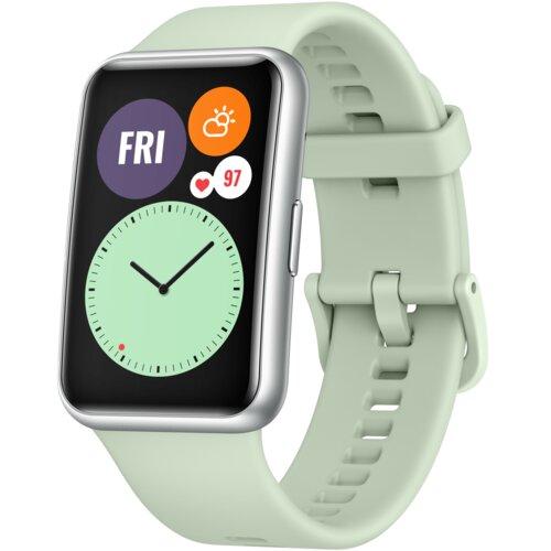 Smartwatch HUAWEI Watch Fit Zielony