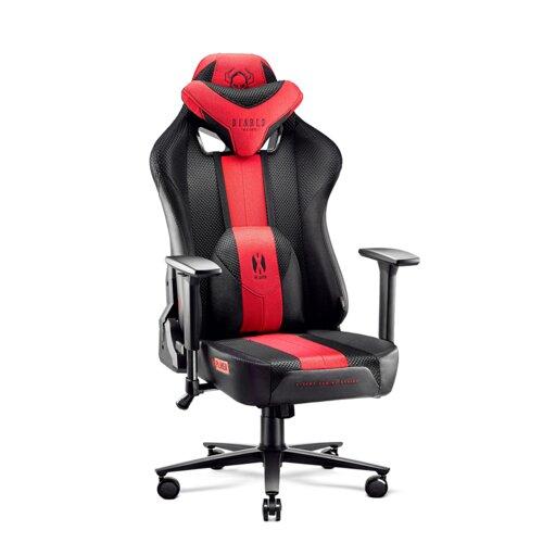 Fotel DIABLO CHAIRS X-Player 2.0 XL Czarno-czerwony