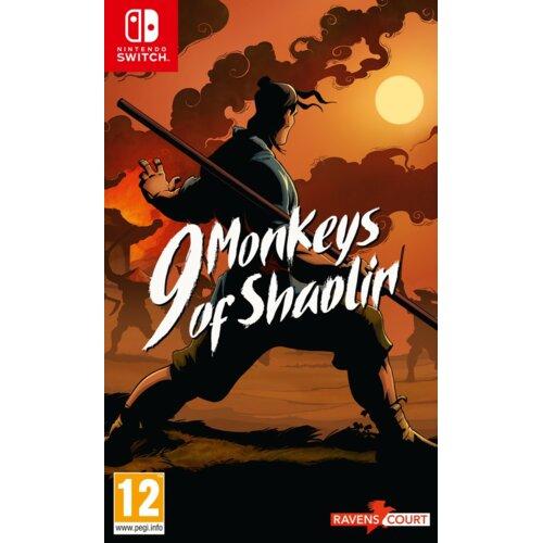 9 Monkeys of Shaolin Gra NINTENDO SWITCH