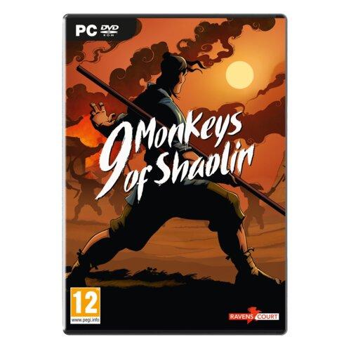 9 Monkeys of Shaolin Gra PC