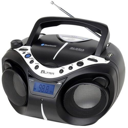 Radioodtwarzacz ELTRA Gloria CD55 BT Czarny