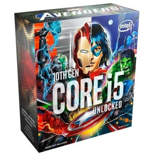 Procesor INTEL Core i5-10600KA Avengers Edition