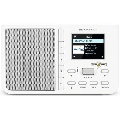 Radio internetowe TECHNISAT Sternradio IR 1 Biały