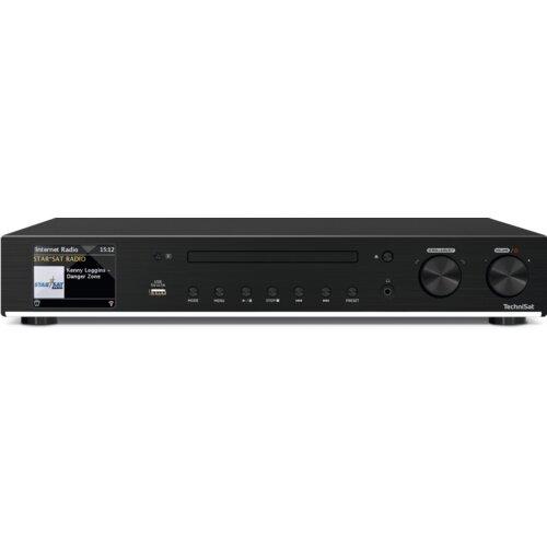 Radio internetowe TECHNISAT Digitradio 143 CD Czarny