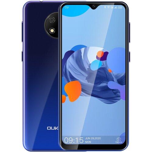 "Smartfon OUKITEL C19 2/16GB 6.49"" Niebieski C19-BE OL"