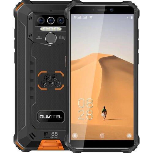 "Smartfon OUKITEL WP5 Pro 4/64GB 5.5"" Pomarańczowy WP5PRO-OE OL"