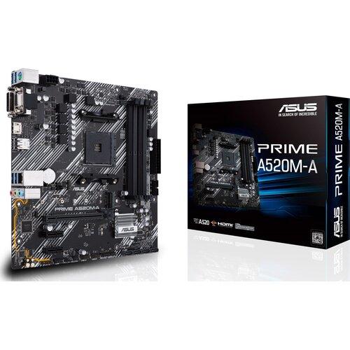 Płyta główna ASUS Prime A520M-A