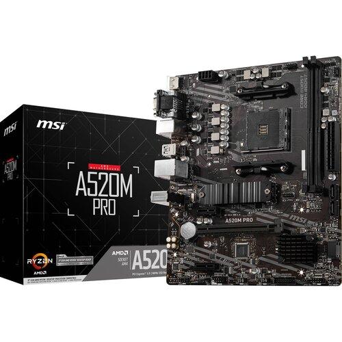 Płyta główna MSI A520M Pro