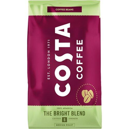 Kawa ziarnista COSTA COFFEE Bright Blend Arabica 1 kg