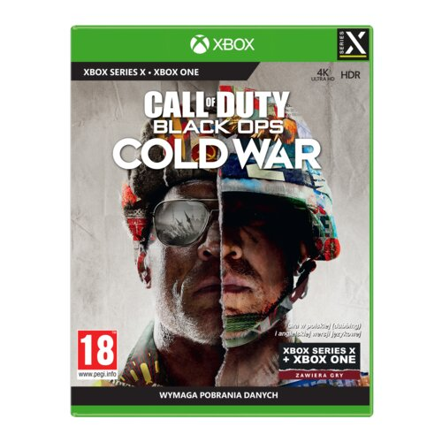 Call of Duty: Black Ops Cold War Gra XBOX SERIES X