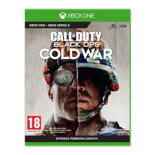 Call of Duty: Black Ops Cold War Gra XBOX ONE (Kompatybilna z Xbox Series X)