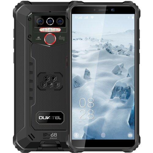 """Smartfon OUKITEL WP5 4/32GB 5.5"""" Czarny WP5-BKV2 OL"""