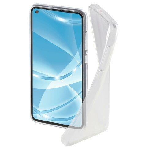 Etui HAMA Crystal Clear do Samsung A21s Przezroczysty