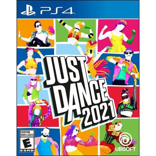 Just Dance 2021 Gra PS4 (Kompatybilna z PS5)