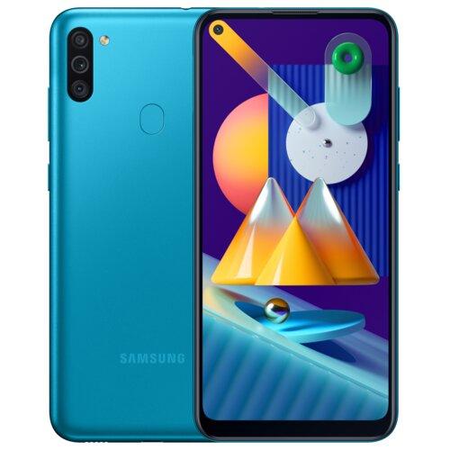 "Smartfon SAMSUNG Galaxy M11 3/32GB 6.39"" Niebieski SM-M115"