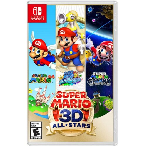 Super Mario 3D All Stars Gra NINTENDO SWITCH
