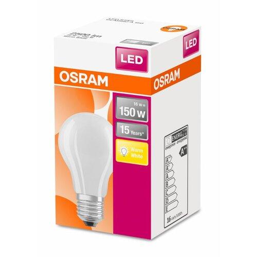 Żarówka LED OSRAM STAR CL A GL FR 150 NON-DIM 16W E27