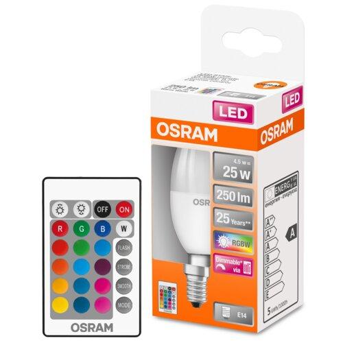Żarówka LED OSRAM LEDSCLB25REM 4.5W E14