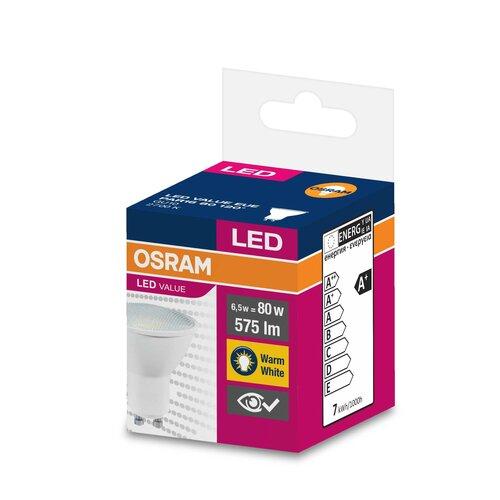 Żarówka LED OSRAM LVPAR1680120 6.5W GU10