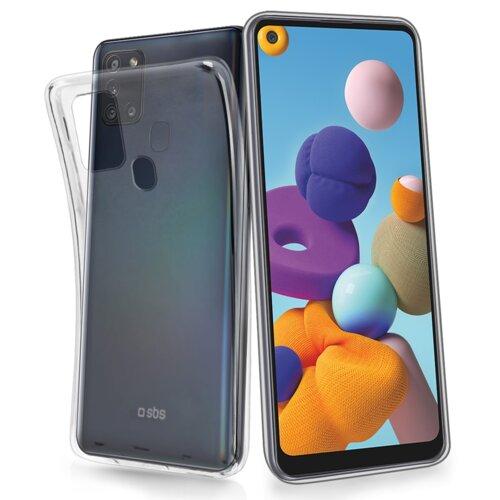 Etui SBS Skinny do Samsung Galaxy A21S Przezroczysty