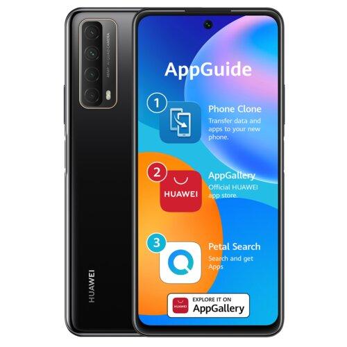 "Smartfon HUAWEI P Smart 2021 4/128GB 6.67"" Czarny 51096ABV"