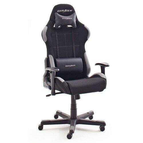 Fotel DXRACER Formuła FD01 Czarno-szary
