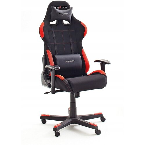Fotel DXRACER Formuła FD01 Czarno-czerwony