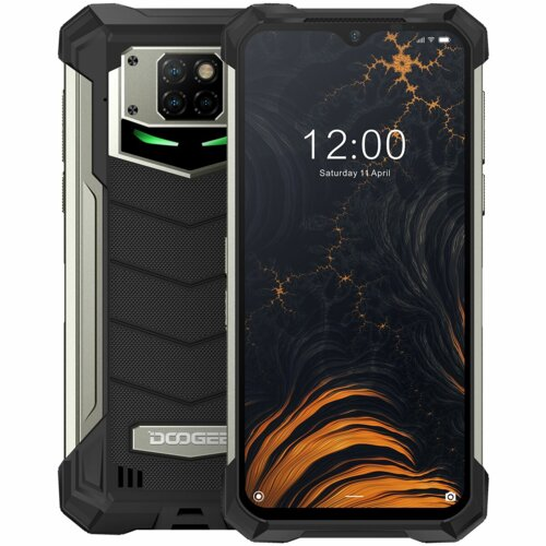 "Smartfon DOOGEE S88 Pro 6/128GB 6.3"" Czarny"