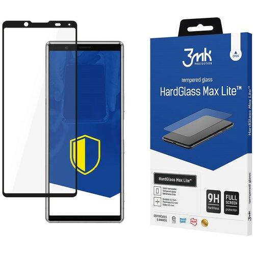 Szkło hartowane 3MK Hardglass Max Lite do Sony Xperia 5 II