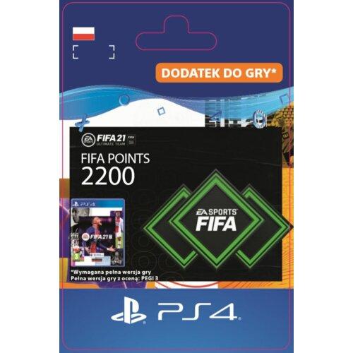 Kod aktywacyjny FIFA 21 Ultimate Team - 2200 punktów