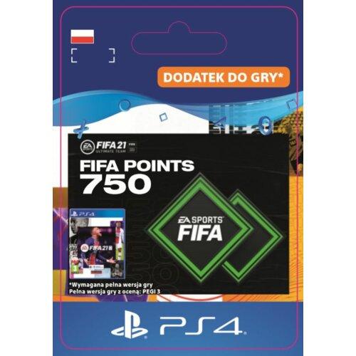 Kod aktywacyjny FIFA 21 Ultimate Team - 750 punktów