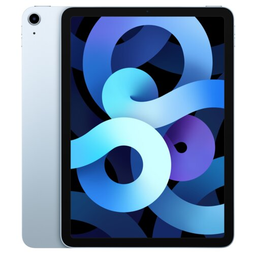 """Tablet APPLE iPad Air 10.9"""" 4 gen. 256 GB LTE Wi-Fi Błękitny"""